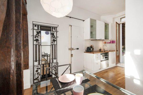 Authentic Montparnasse Studio - фото 4