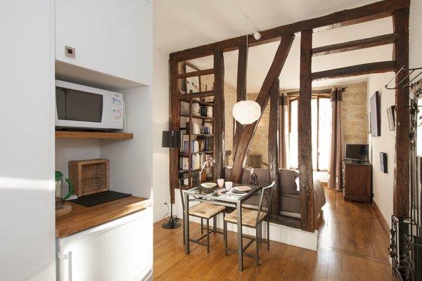 Authentic Montparnasse Studio - фото 6