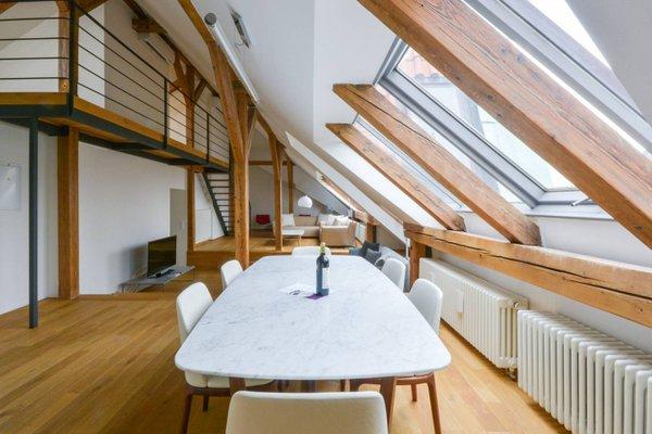 Luxury Apartments D22 - фото 9