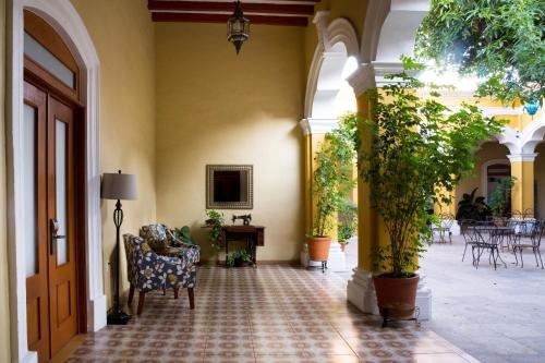 Hotel La Casona de Don Jorge - фото 16