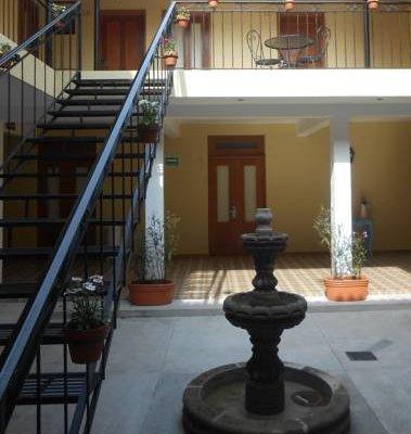 Hotel La Casona de Don Jorge - фото 18