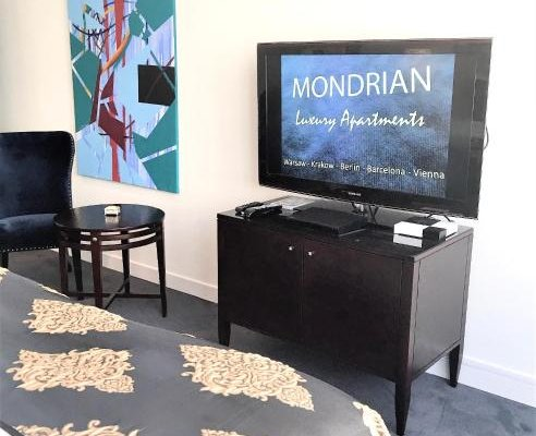 Luxury Apartments Mondrian Old Town IV - фото 4