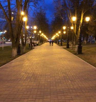 Apartment Prospekt Oktyabrya 122/1 - фото 22