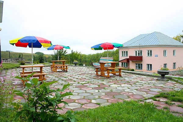 Pansionat Solnechnaya Gorka - фото 17