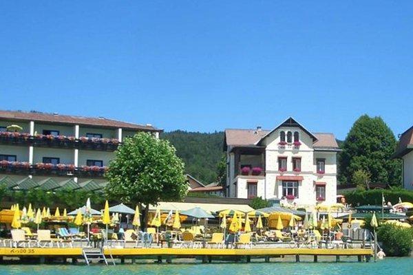 Strandhotel Pruller - фото 11