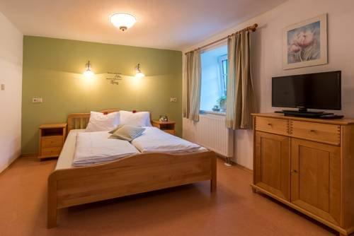 Ferienwohnungen Hotel Garni Dorflerwirt - фото 1