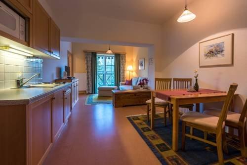 Ferienwohnungen Hotel Garni Dorflerwirt - фото 15