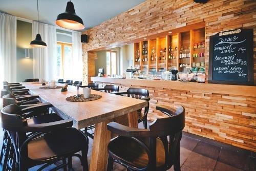 Restaurace a Pension Hrebikarna - фото 6