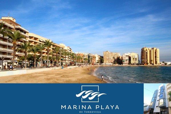 Apartamentos Marina Playa de Torrevieja - фото 11