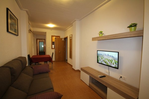 Apartamentos Marina Playa de Torrevieja - фото 5