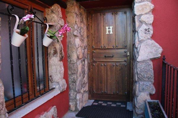 Hotel Rural Vistahermosa - фото 18
