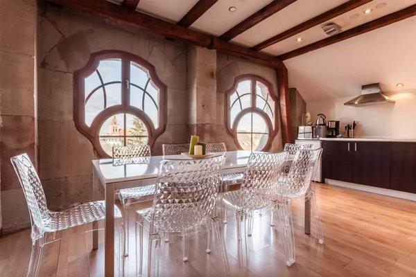 Appartement d'exception Le Kleber - фото 11