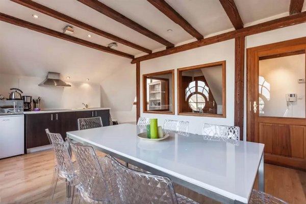 Appartement d'exception Le Kleber - фото 12