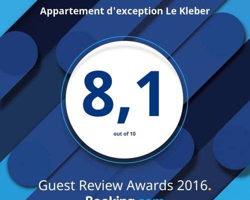 Appartement d'exception Le Kleber - фото 14