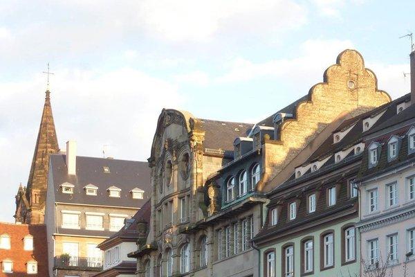 Appartement d'exception Le Kleber - фото 22