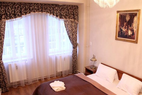 Residence Goethe U Tri moureninu - фото 1