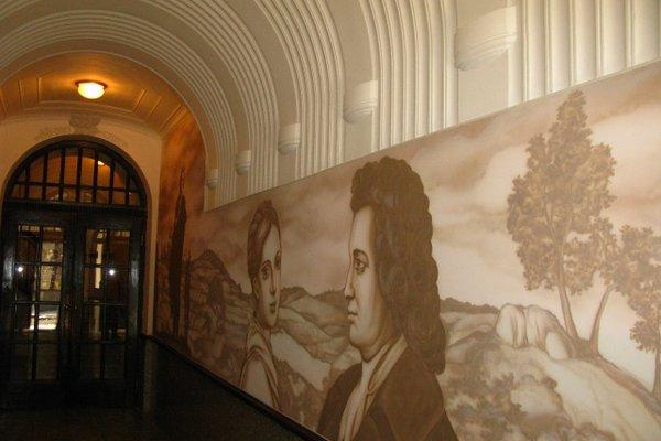 Residence Goethe U Tri moureninu - фото 20