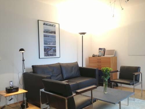 Premium-Wohnung Universitat/Maxvorstadt - фото 11