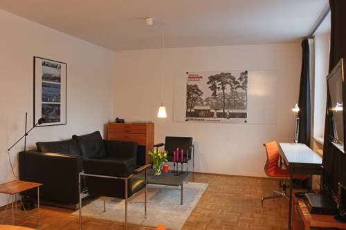 Premium-Wohnung Universitat/Maxvorstadt - фото 12