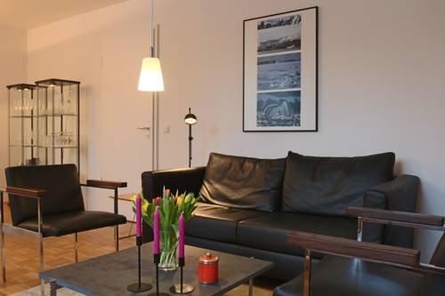Premium-Wohnung Universitat/Maxvorstadt - фото 14