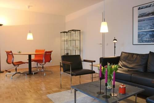 Premium-Wohnung Universitat/Maxvorstadt - фото 9