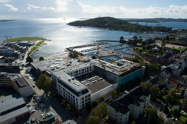 Scandic Kristiansand Bystranda - фото 23
