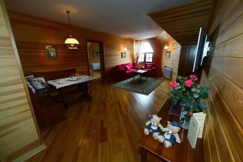 Гостиница AlpenHof - фото 21