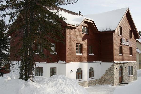 Гостиница AlpenHof - фото 23
