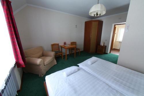 Гостиница AlpenHof - фото 9