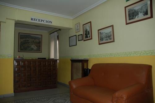 Hostal Residencia Castilla - фото 12