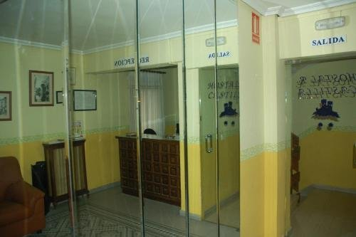 Hostal Residencia Castilla - фото 20