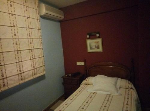Hostal Residencia Castilla - фото 8