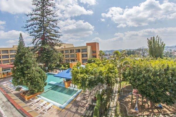Hotel Xalapa - фото 15