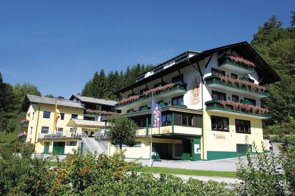Hotel Ferienwohnungen Gabriel - фото 22