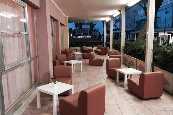 Alba Marinara Hotel Rimini - фото 7