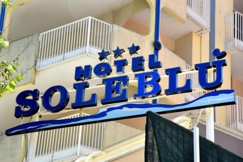 Hotel Soleblu - фото 8
