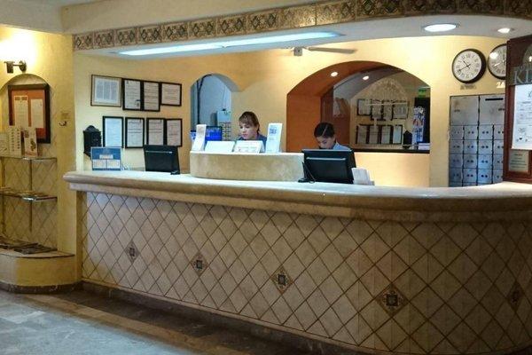 Hotel Suites Kino - фото 15
