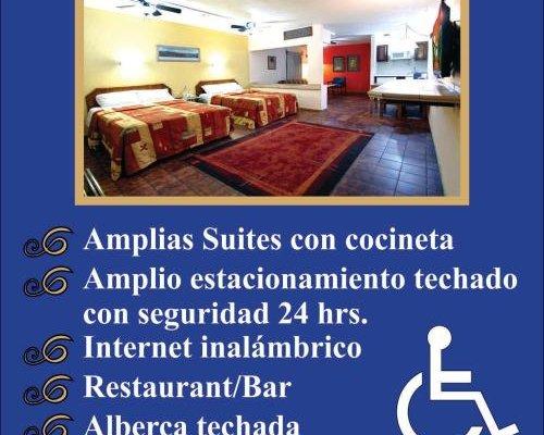 Hotel Suites Kino - фото 7