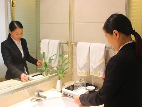 Junyue Hotel - фото 11