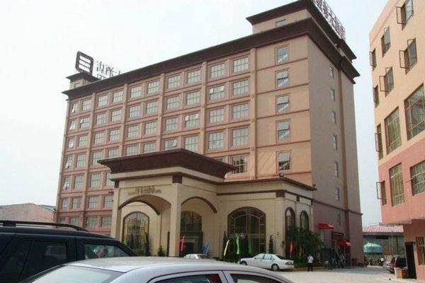 Junyue Hotel - фото 21