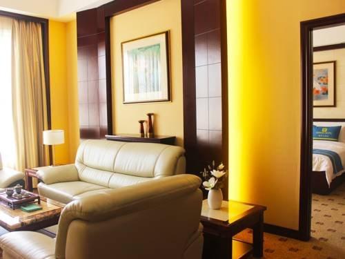 Junyue Hotel - фото 7