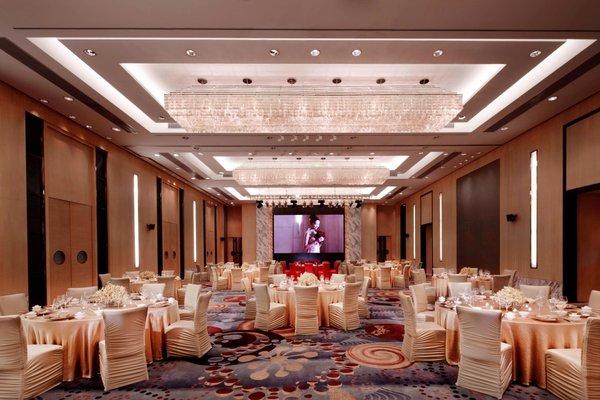 Marriott Guangzhou Tianhe - фото 16