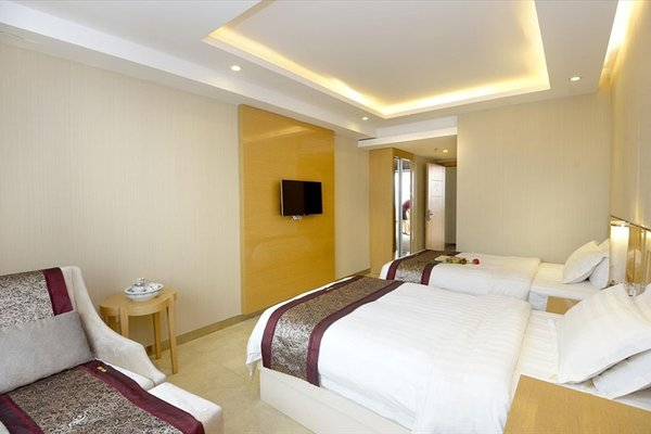 Guangzhou Minghong Hotel - фото 2