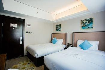 Yingshang Fanghao Hotel Guangzhou Zhujiang New Town Sai Ma Chang Branch - фото 1