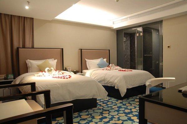 Yingshang Fanghao Hotel Guangzhou Zhujiang New Town Sai Ma Chang Branch - фото 12
