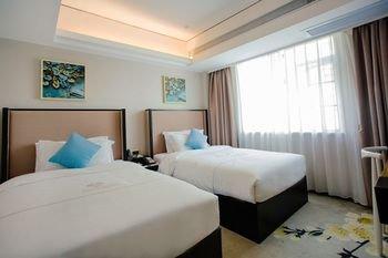 Yingshang Fanghao Hotel Guangzhou Zhujiang New Town Sai Ma Chang Branch - фото 2
