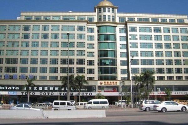 Yingshang Fanghao Hotel Guangzhou Zhujiang New Town Sai Ma Chang Branch - фото 22