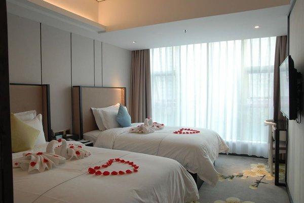 Yingshang Fanghao Hotel Guangzhou Zhujiang New Town Sai Ma Chang Branch - фото 3