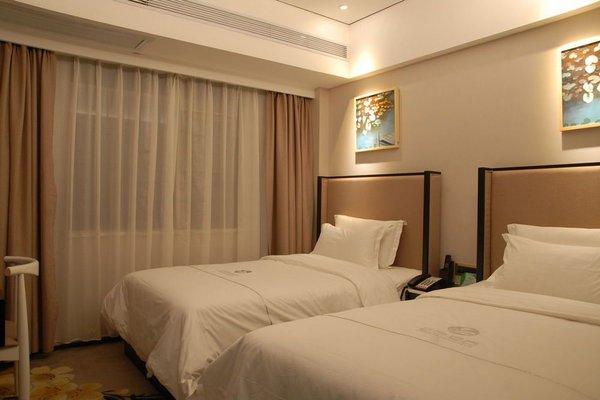 Yingshang Fanghao Hotel Guangzhou Zhujiang New Town Sai Ma Chang Branch - фото 4