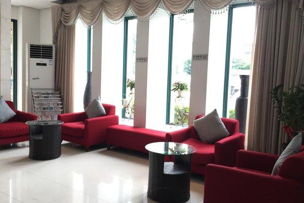 Jinjiang Inn - Dongguan South China Megamall - фото 6